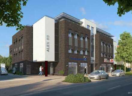 Exklusive Penthouse-Whg. mit hochwertiger Ausstattung u. freiem Blick über die Dächer von Oldenburg!