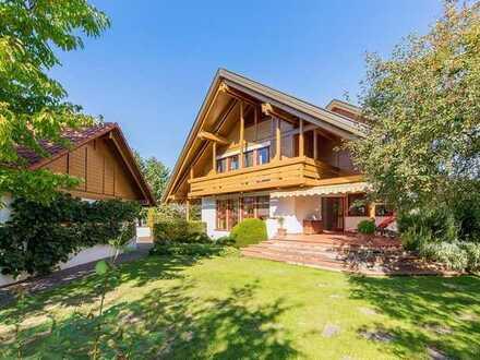 Großzügiges Einfamilienhaus in ruhiger Wohnlage von Riegel