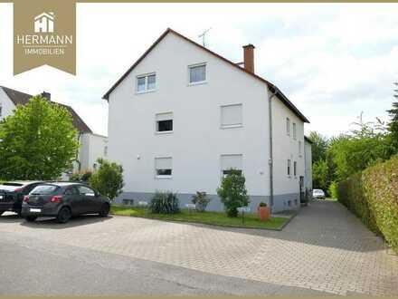 Alles zu Fuß erreichbar! 4-Zi-ETW im Hochparterre in Linsengericht-Altenh.