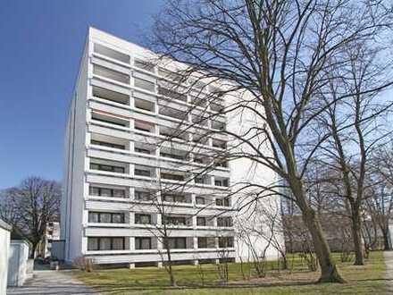 Charmante 2-Zimmer-Wohnung mit zwei Balkonen in Landshut-West