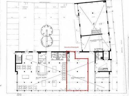 Büro/Praxis - Laden - Lagerfläche mit ca.117m² zu vermieten (teilbar)