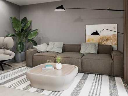Exklusive Neubau 2-Zimmer OG - Wohnung mit Balkon!!!