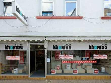 Geschäftsraum in 1A Lage in Bad Bergzabern zu vermieten