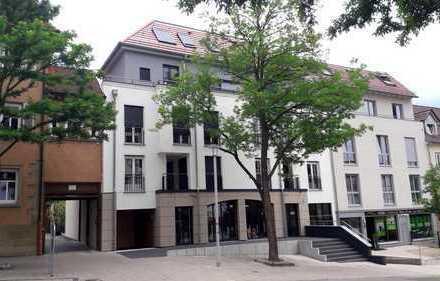 Mitten im Ludwigsburger Zentrum wohnen!