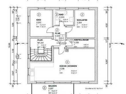 Neubau Eigentumswohnung in Zweifamilienhaus - Perfekt zu Eigennutzung oder Vermietung