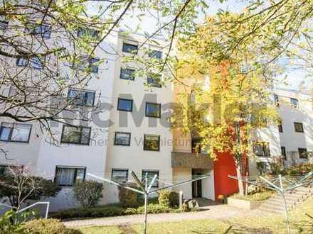 Ideal für Kapitalanleger: Sicher vermietete 3,5-Zi.-ETW mit großem Balkon in Weil der Stadt!