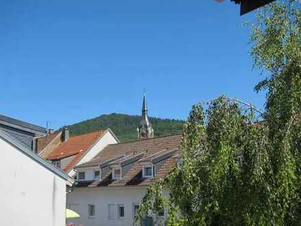 Helle, ruhige, Ein-Zimmer-Dachwohnung in Heidelberg Handschuhsheim