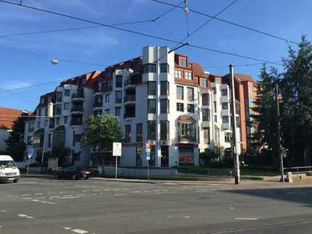 Schöne, helle 1-Zimmer-Wohnung in Schwachhausen mit Fahrstuhl und Balkon