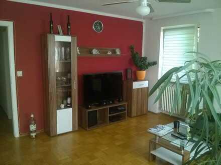 2-Zimmer-Wohnung mit Balkon und Einbauküche in Bad Windsheim