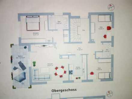 Neuwertige 4-Zimmer-Wohnung mit Balkon in Nürnberg, Brunn