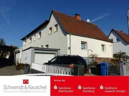Gepflegte 1-2 Familien Doppelhaushälfte in Butzbach