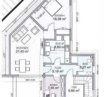 Erstbezug, ansprechende 3-Zimmer-Wohnung mit EBK und Balkon in Beeskow