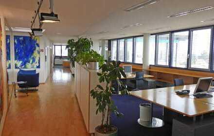 Helle und vielseitig nutzbare Büroflächen in verkehrsgünstiger Lage