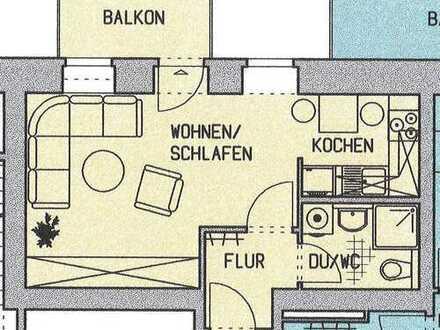 Balkon + Uni-nah + Laminat + Bad mit Dusche ! frei ab 1.7.