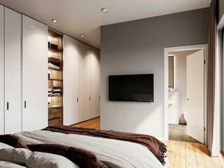 4-Zimmer Wohlfühl-Wohnung mit modernem, lichtdurchflutetem Raumkonzept, 2 Bädern und großem Balkon
