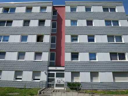 Sonnige 2,5-Raum-Wohnung mit gutem Schnitt und top Anbindung