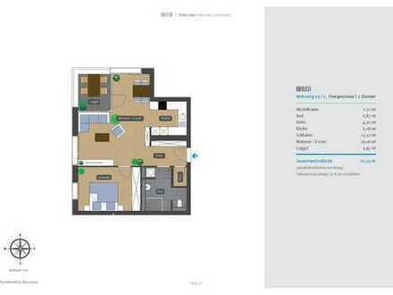 Haus F Wohnung 3 /1.OG
