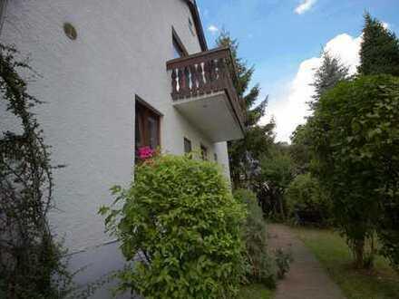 Wohnen im Grünen - Einfamilienhaus mit großem Garten
