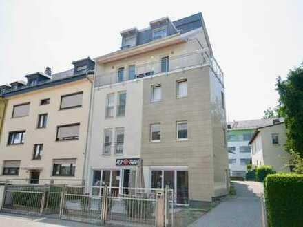 METZ IMMOBILIEN - Modernes Stadtleben mit Balkon !
