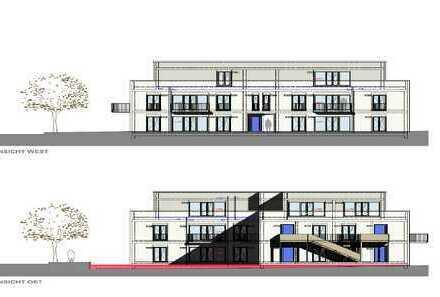 Attraktive Maisonette Neubau-Wohnung von 40m² bis 160m² im Herzen von Bergfelde mit Balkon/Terasse