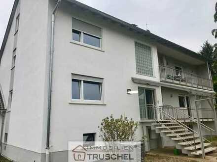 5 Zimmer-EG-Wohnung mit Balkon und Gartennutzung