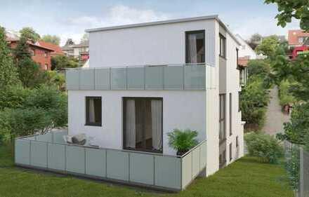 Neubauprojekt für ein freistehendes Zweifamilienhaus in guter Lage von Kassel - Jungfernkopf!