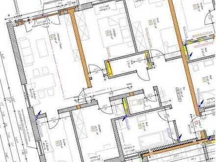 Erstbezug mit Balkon: stilvolle 4-Zimmer-Wohnung in Ingolstadt - Gerolfing