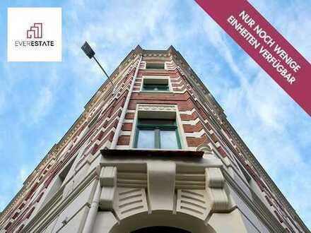 Provisionsfrei & frisch renoviert: Wunderschöne Dachgeschosswohnung für Zwei