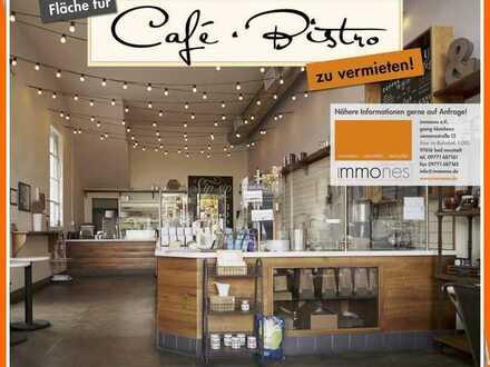 Cafe oder Kioskfläche