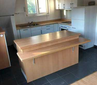 Exklusive 3-Zimmer-Wohnung mit Balkon und Einbauküche in Weil am Rhein