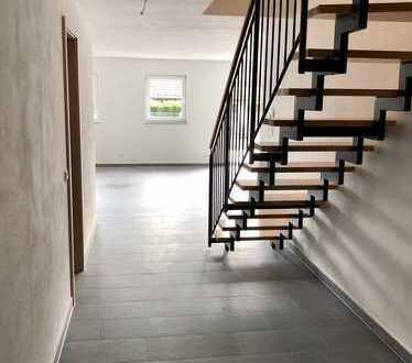 Erstbezug: attraktive 6-Zimmer-Maisonette-Wohnung mit Einbauküche und Terrasse in Heilbronn