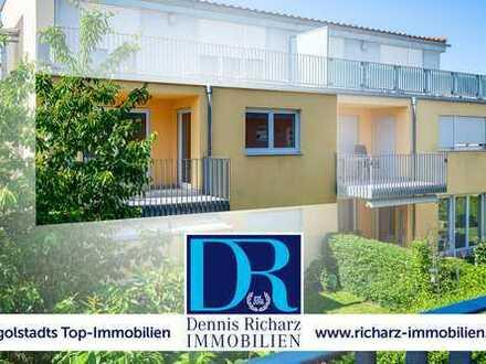 Wie neu nur günstiger! Neuwertige 2-Zimmer-Wohnung mit Süd-Balkon und Parkett in Ringsee!
