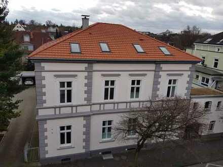 Repräsentative Büro/Praxisräume in denkmalgeschützten top sanierten Altbau, Unna Zentrum