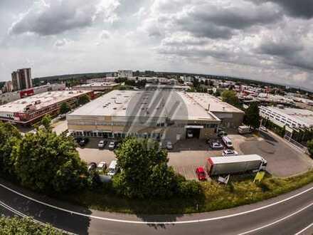 Vielseitig nutzbares Gewerbeobjekt mit Lagerflächen (1.620 qm) & Büroflächen (60 qm) zu vermieten