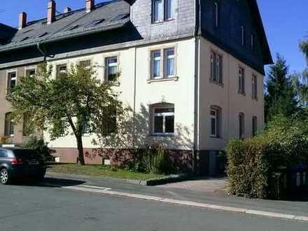 Schöne 2-Raum-Wohnung, 53 m², EG, gr. Küche, in 5-Familien-Haus, ruhige Lage in Chemnitz-Siegmar