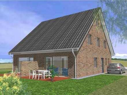 Rees , Doppelhaushälfte zu vermieten - Wohnberechtigungsschein ( 4 Personen ) erforderlich