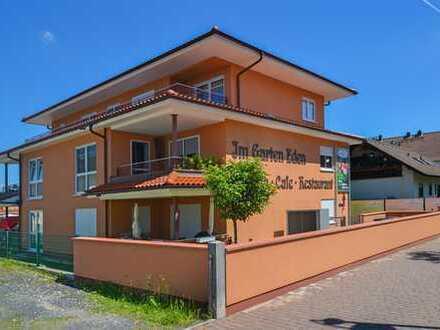 Maintal-Dörnigheim: Neuwertige, schön geschnittene 3 Zimmer-Erdgeschoss-Wohnung in zentraler Lage