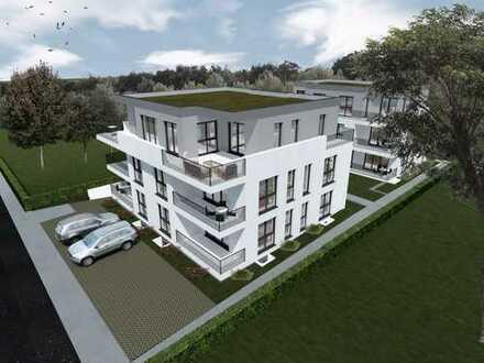 PROVISIONSFREIE NEUBAUWOHNUNGEN: Exclusive Penthouse Eigentumswohnung mit Dachterasse in Weiterstadt