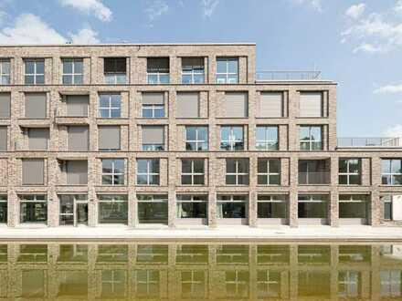 Penthouse-Wohnung im 4. und 5. OG des MARINA BRICKS in Regensburg