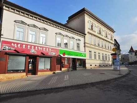 Wohn- und Geschäftshaus in der Innenstadt von Suhl!