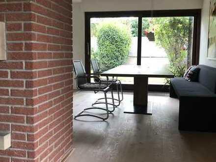 Einmalige Gelegenheit: Individuelles Architektenhaus mit loftiger Atmosphäre in bevorzugter Wohnlage
