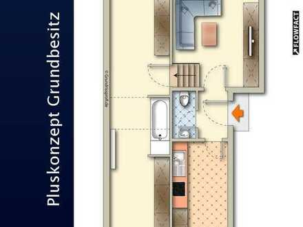 Erdgeschosswohnung in gepflegtem Mehrfamilienhaus