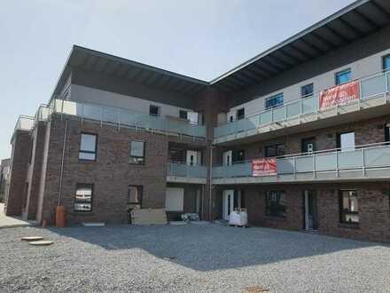 Erstbezug: attraktive 2-Zimmer-Erdgeschosswohnung mit Balkon in Saterland