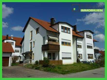 # 3-Zi.-Wohnung in ruhiger und zentraler Lage von Thannhausen #