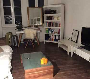 Helle, gepflegte 2 Zimmer Altbauwohnung in den Mannheimer Quadraten sucht einen neun Nachmieter