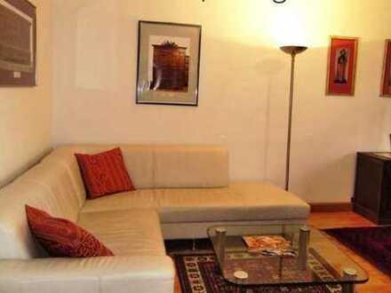 Preiswerte 3-Zimmer-Wohnung mit Balkon und EBK in Burg