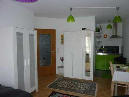 Attraktive 1 Zimmer Wohnung. Anspruchsvoll möbliert.