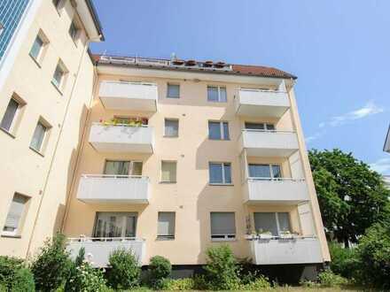 Bezugsfreies Apartment mit Südbalkon in ruhiger Lage unweit der Havel