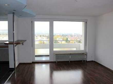 Exklusive, vollständig renovierte 1,5-Zimmer-Wohnung mit Balkon und EBK in Rheinfelden (Baden)