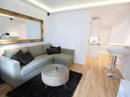 Modern möblierte 2-Zimmer Wohnung in bester Lage im Glockenbachviertel mit Balkon *von privat*